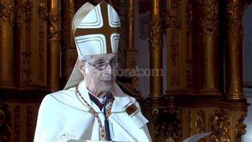 En el Tedeum, el cardenal Poli llam� a redoblar esfuerzos para aliviar el dolor de los m�s pobres
