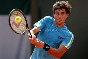 Pella y Trungelliti quedaron eliminados en Roland Garros