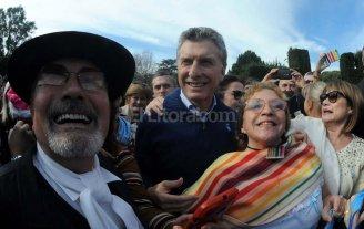 Macri tiene un patrimonio de 110 millones de pesos