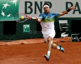 Tras un jueves negro ya no quedan argentinos en Roland Garros
