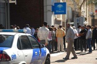 Detienen a presunto ide�logo del robo al Banco Macro de Santa Fe