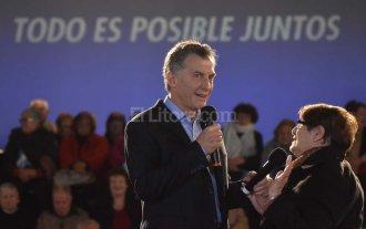 Macri anunci� el pago de los juicios a los jubilados y un blanqueo de capitales