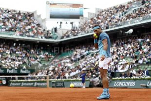 Nadal se retir� de Roland Garros