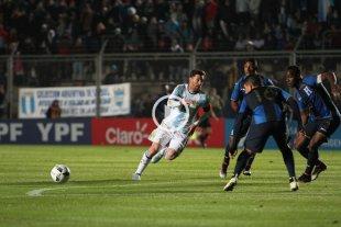 Argentina 1 a 0 ante Honduras y nada mas