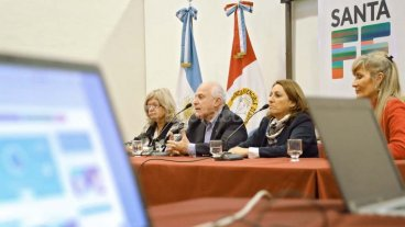 Lifschitz present� el Campus Educativo Virtual de Santa Fe