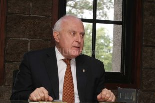 Lifschitz prev� meses dif�ciles pero es optimista en el mediano plazo
