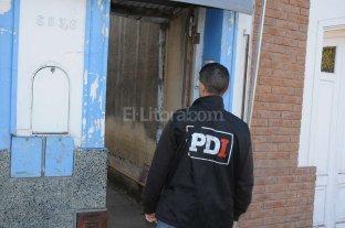 Dictan prisi�n preventiva para el  detenido por las armas policiales