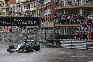 Hamilton gan� el Gran Premio de M�naco