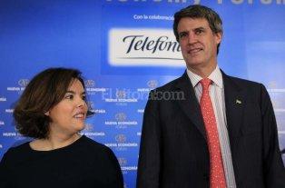 """El gobierno espa�ol elogia """"la nueva Argentina"""" de Macri"""