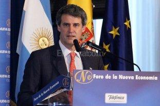 Prat Gay pidi� disculpas a empresarios espa�oles por las pol�ticas econ�micas del kirchnerismo