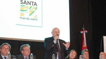 10 mil millones de pesos para el norte de la provincia de Santa Fe