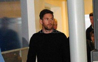 Arranc� el juicio a Messi por presunta evasi�n