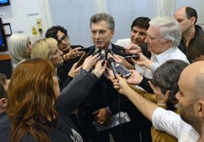 Macri encabeza en Santiago del Estero una reuni�n de gabinete