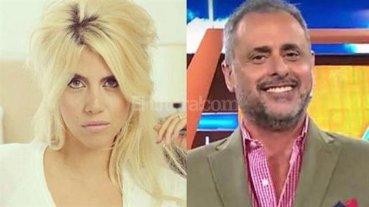 Ataque y contraataque: Wanda Nara y Jorge Rial