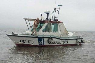 Hallaron a uno de los pescadores desaparecidos en la Laguna Set�bal
