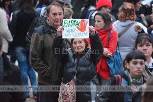 El mi�rcoles habr� un paro de mujeres contra la violencia de g�nero