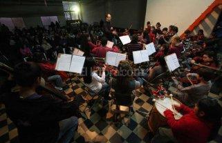 La orquesta de niños de Guadalupe Oeste nunca más volvió a sonar