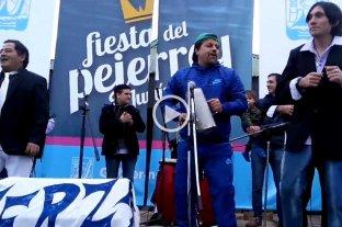 Video: Caruso Lombardi baila y canta cumbia