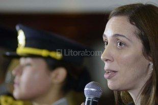 Vidal promete responder con firmeza a los que quieren violencia y utilizar la pobreza
