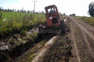 Comenzar�an a girar recursos para caminos rurales