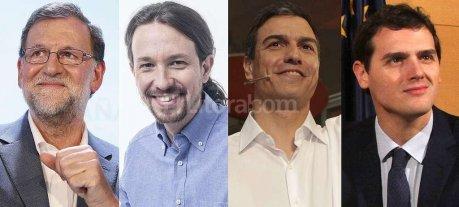 Las elecciones en Espa�a