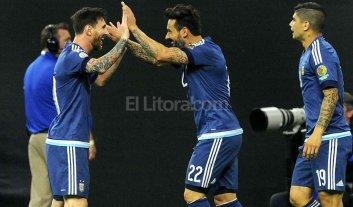 Argentina va por la gloria