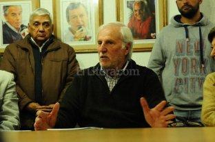 """Vignatti con Russo en AFA: """"No hay un peso para nadie"""""""