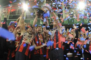 San Lorenzo se consagr� campe�n de la Liga Nacional de B�squet