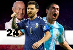 24 de junio: el d�a en que nacieron Fangio, Riquelme y Messi