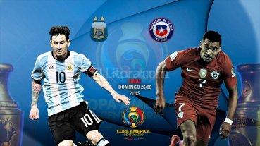 12 datos de la final de Copa Am�rica entre Argentina y Chile