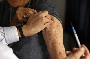 Se aplicaron m�s de 320 mil dosis de vacuna antigripal en la provincia