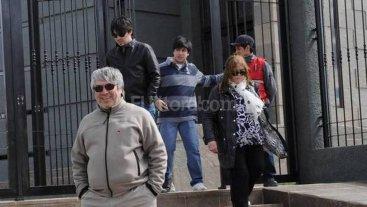 Piden la detenci�n de los cuatro hijos de L�zaro Baez