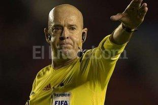 Un brasileño dirigirá la final entre Argentina y Chile