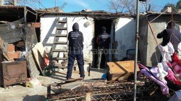 Secuestraron droga en barrio Belgrano