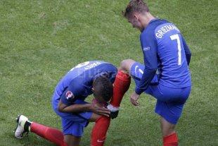 Francia venci� a Irlanda y pas� a cuartos de final de la Eurocopa