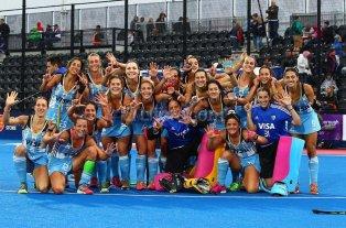 Las Leonas ganaron por s�ptima vez el Champions Trophy