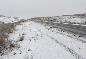 Fuertes nevadas en el centro del pa�s y altas temperaturas en el sur