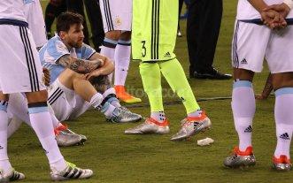 Las finales y los penales son una gran pesadilla Argentina