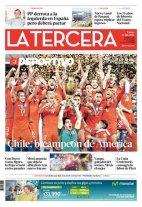 Los diarios del mundo reflejan el portazo de Messi a la selección