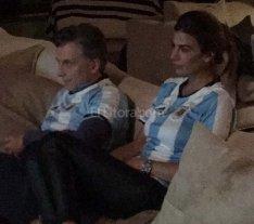 Pese a la derrota, Macri elogi� a la selecci�n