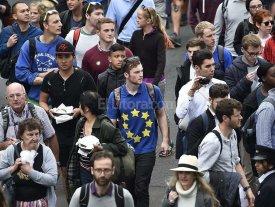 Oleada de racismo en el Reino Unido despu�s del �Brexit�