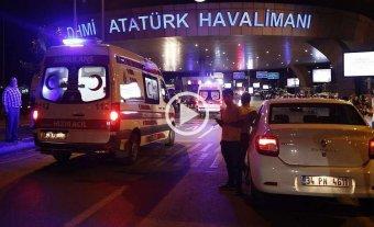 Al menos 38 muertos en un atentado en el mayor aeropuerto de Estambul