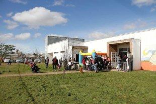 Celebraron los 5 a�os del Centro de Salud de Nuevo Horizonte
