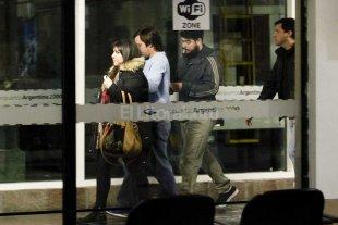 Los hijos de B�ez est�n en Buenos Aires y aguardan ser indagados