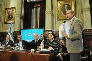 "Perotti: ""Santa Fe debe ser parte del Plan Belgrano"""
