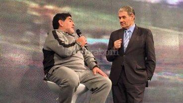 """Maradona: """"No fuimos a jugar contra Chile, le ganamos a Alemania"""""""