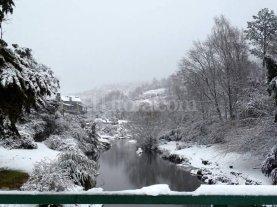 Las mejores postales que dej� la nevada en C�rdoba