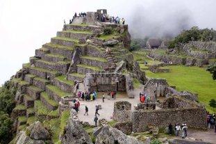 Un alem�n muri� al caer a un abismo por tomarse una selfie en Machu Picchu
