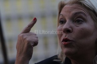 "Carri�: ""Para proteger a De Vido y An�bal van por Cristina"""