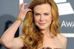 Nicole Kidman irreconocible